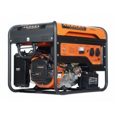 Aurora AGE 6500 D Бензиновый генератор (5 кВт, электростартер)