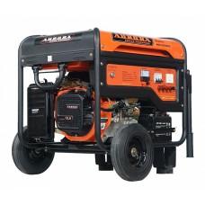 Aurora AGE 6500 DSX Бензиновый генератор (5 кВт, электростартер)