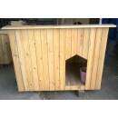 Будка для собаки 1300х1000х1100мм