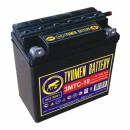 Аккумуляторная батарея АКБ 6МТС-9