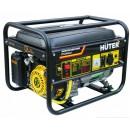 Huter DY4000LG (3 кВт, газовый, ручной стартер)