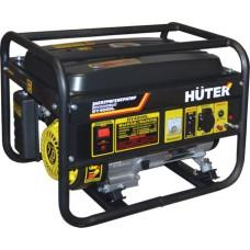 Huter DY4000L Бензиновый генератор (3 кВт, ручной стартер)