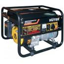 Huter DY3000LX (2,5 кВт, электростартер)