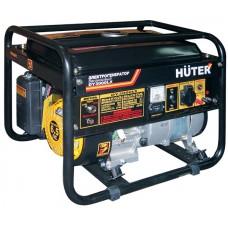 Huter DY3000LX Бензиновый генератор (2,5 кВт, электростартер)