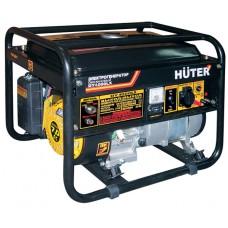 Huter DY4000LX Бензиновый генератор (3 кВт, электростартер)