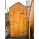 Туалет деревянный 2700х1200х1250мм