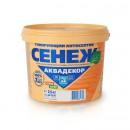 Антисептик Сенеж Аквадекор 2.5 кг иней 101 X-2 новая формула